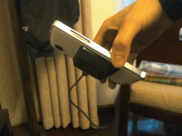 《2013款Google无线充电器的简单使用感受》