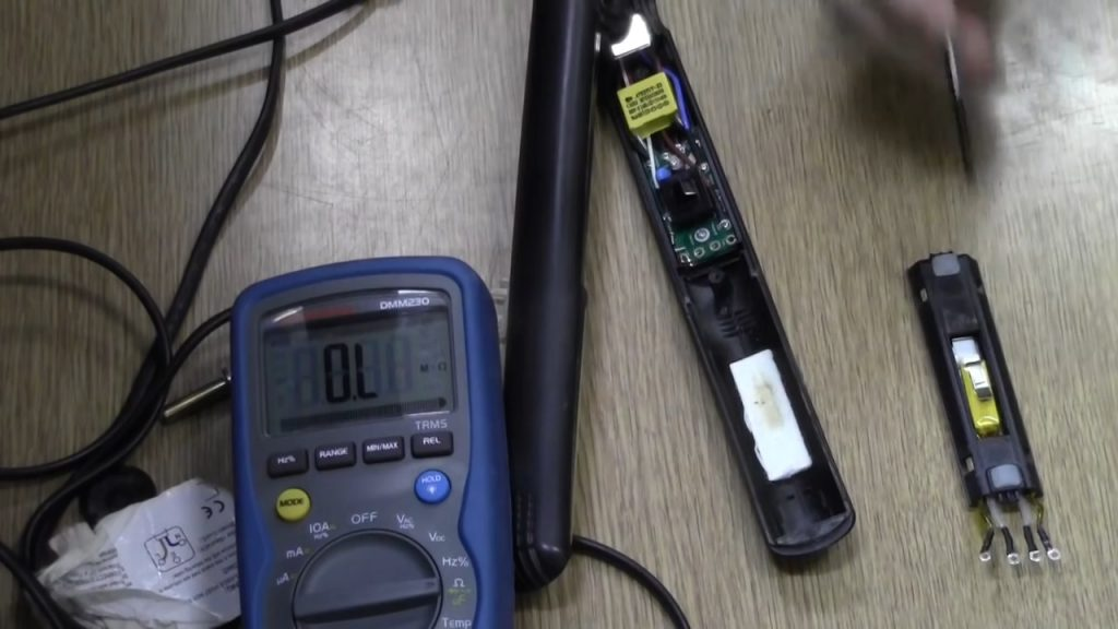 《GHD直发器物料成本简单分析》