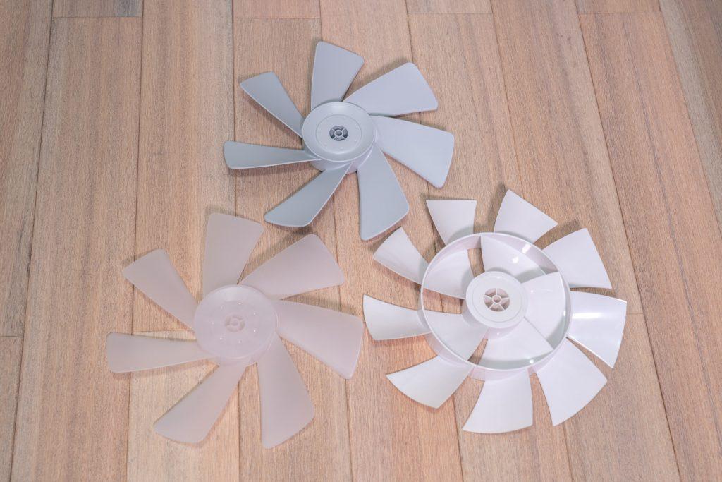 《米家直流变频风扇1x开箱,及对比智米自然风风扇》