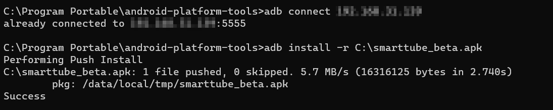 《解决小米电视(MIUI for TV)无法安装SmartTubeNext客户端问题》